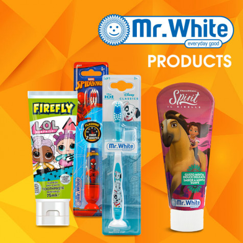 MR WHITE PRODUCTS